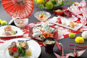 『和婚希望へおすすめ!』人気のおぜ限定・和食フルコースのご案内
