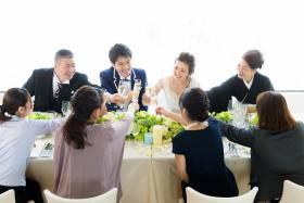 二部制の結婚式★